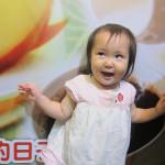 貝貝1歲7個月達成